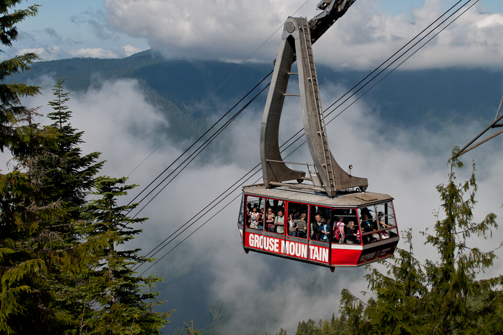 Grouse Mountain Skyride