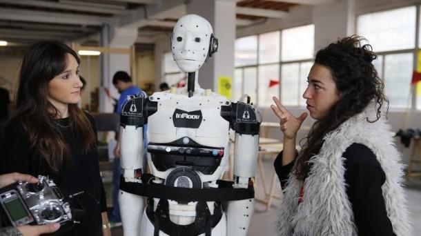 robot_convivir con humanos
