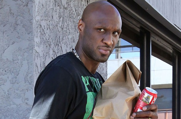 Lamar Odom steps the day after DUI arrest