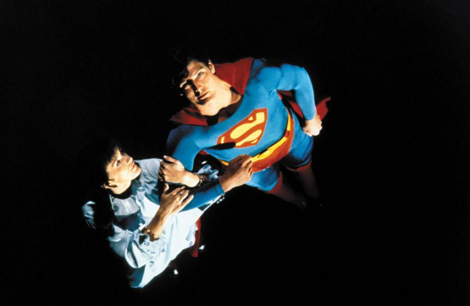 vuelo superman