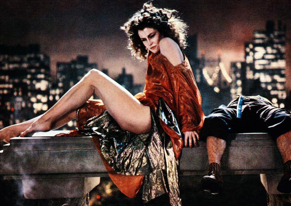 GHOSTBUSTERS, Sigourney Weaver, 1984. ©Columbia Pictures