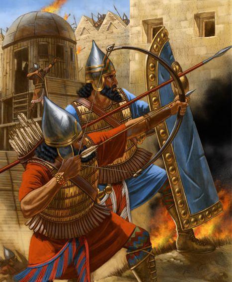 caracteristicas-de-los-asirios