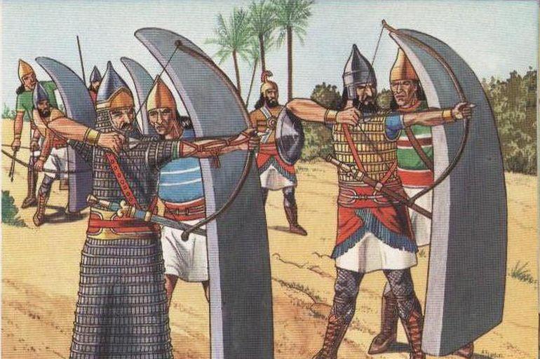 los-asirios