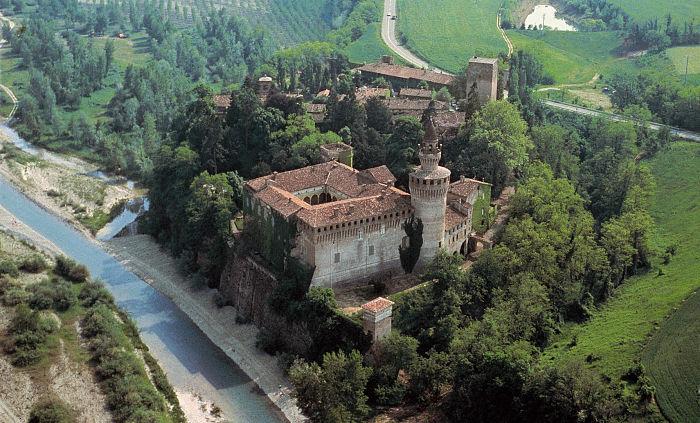 Castillo de Rivalta