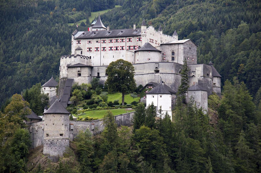Castillo de Hohenwerfen