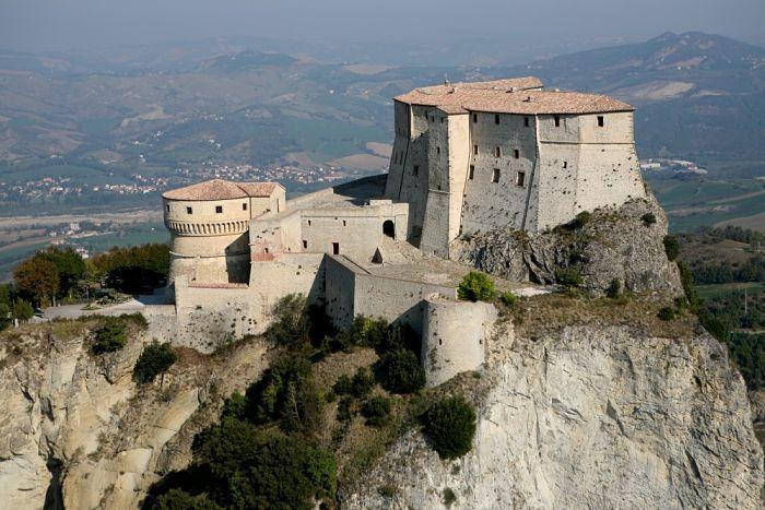 Castillo de San Leo