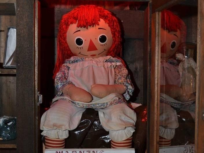 Annabelle Original Puppe