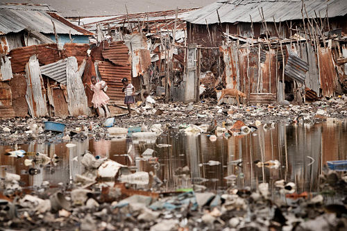 Puerto Príncipe en Haití