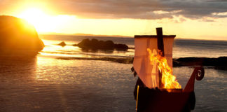 Funerales Vikingos
