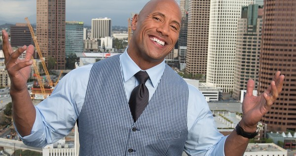 Dwayne Johnson empresario