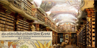 librería de las brujas