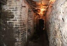 túneles encantados