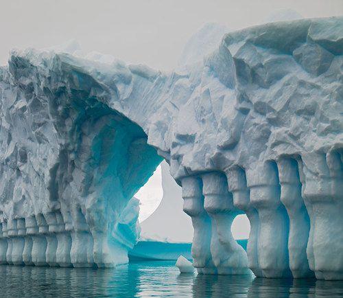 glaciares que hablan