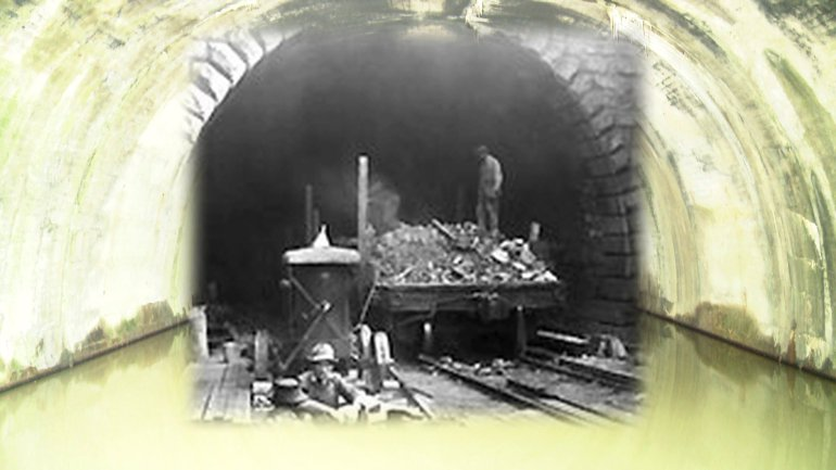 tunel churchhill