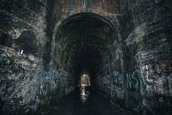 tunel de los gritos