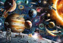 curiosidades del espacio exterior