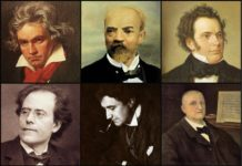 la maldición de la novena sinfonía