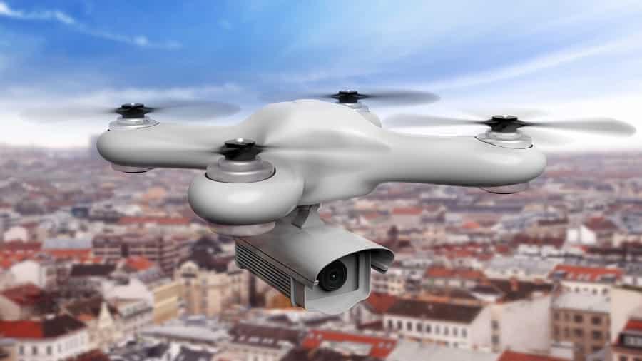 drones espia