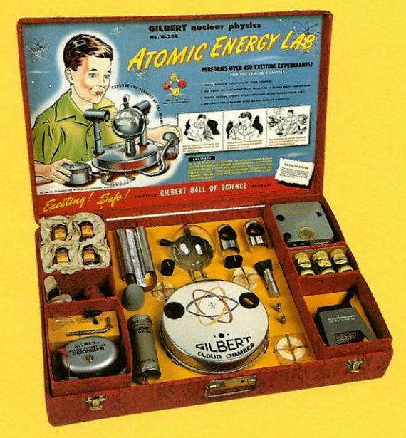 laboratorio atomico