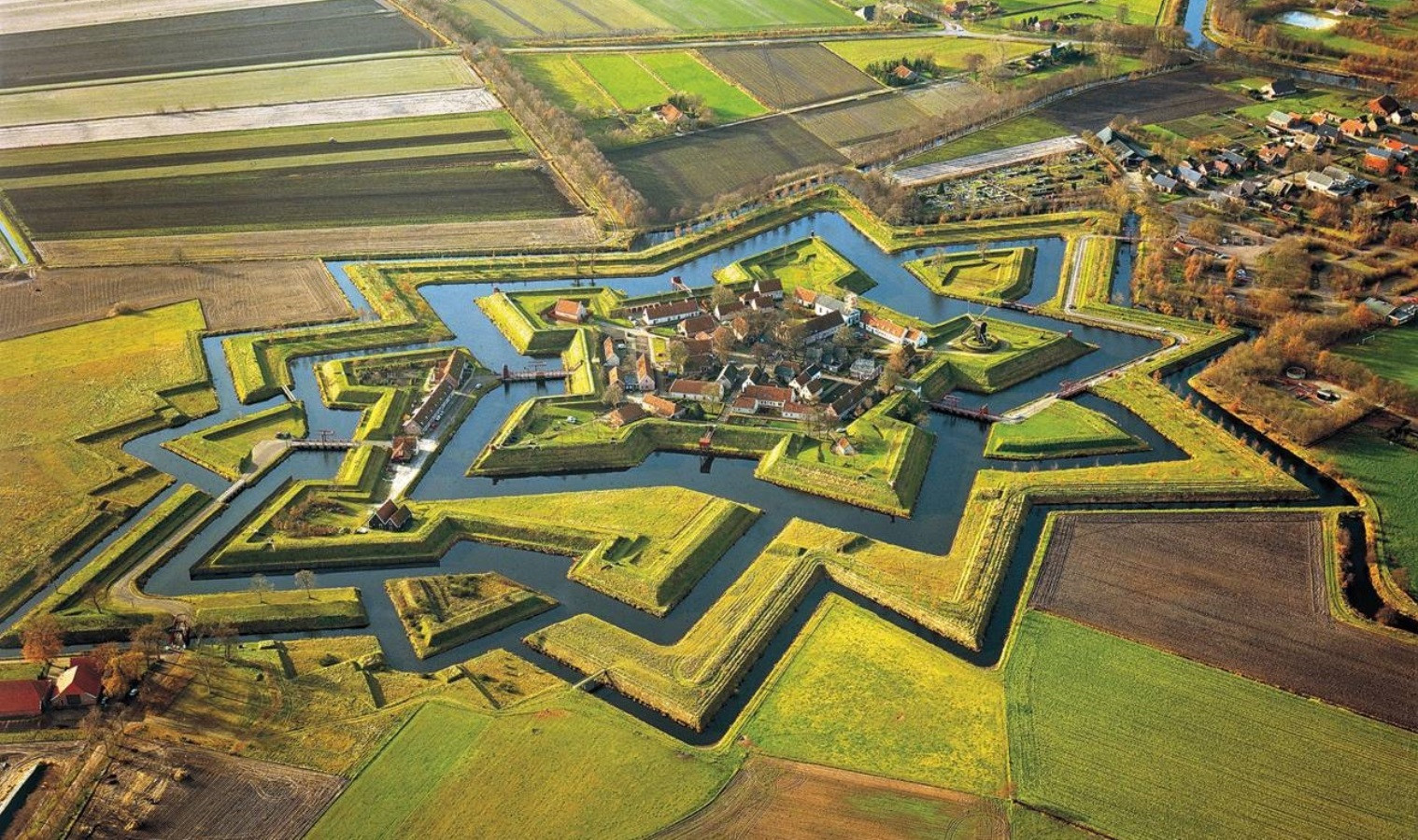 Castillo de Bourtange