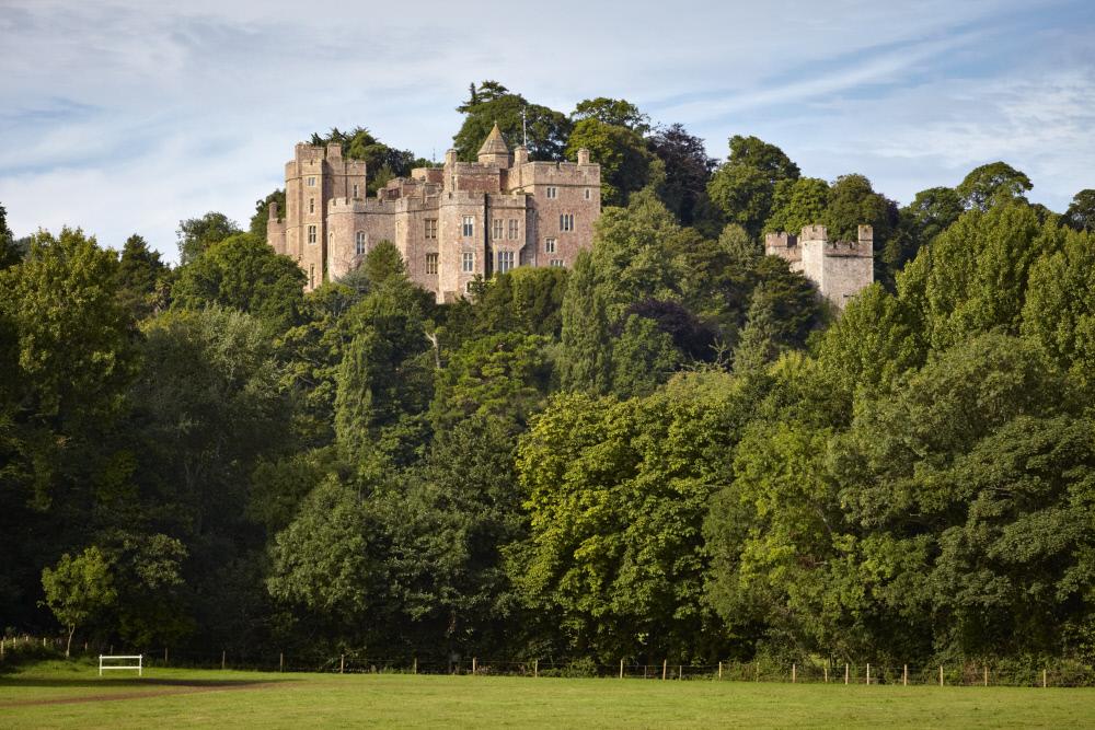 Castillo de Dunster