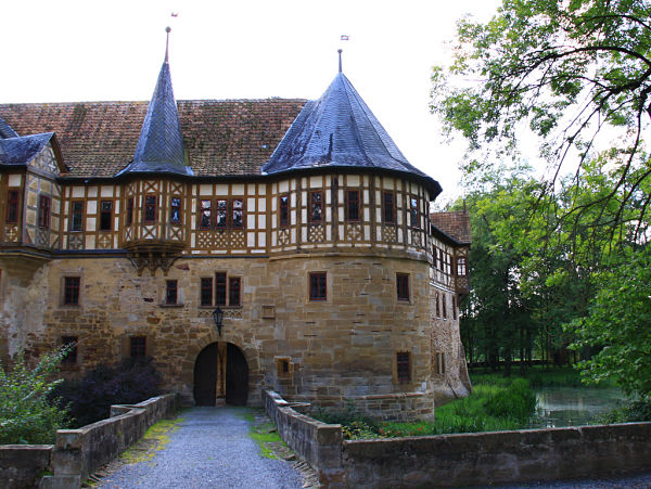 Castillo de Irmelshausen