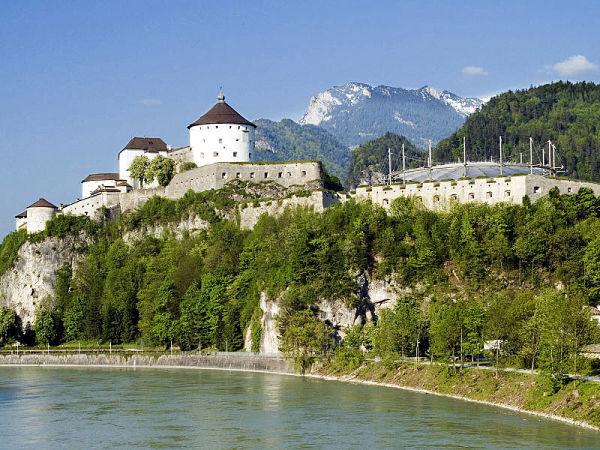 Castillo de Kufstein