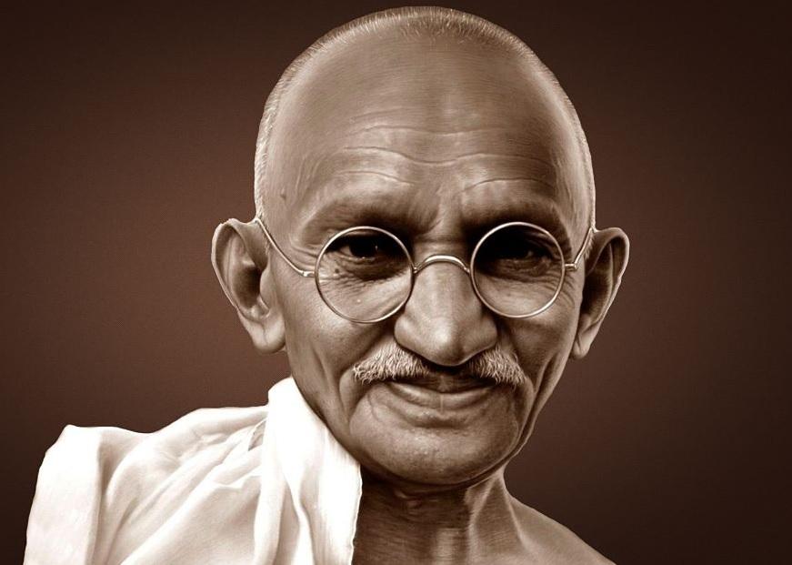 Resultado de imagen para Fotos de Mahatma Gandhi