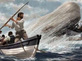 Verdadera Historia de Moby Dick