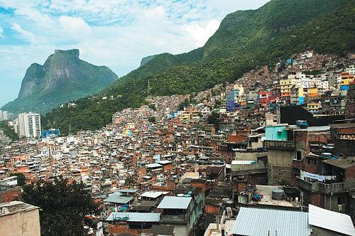 favelas Río de Janeiro