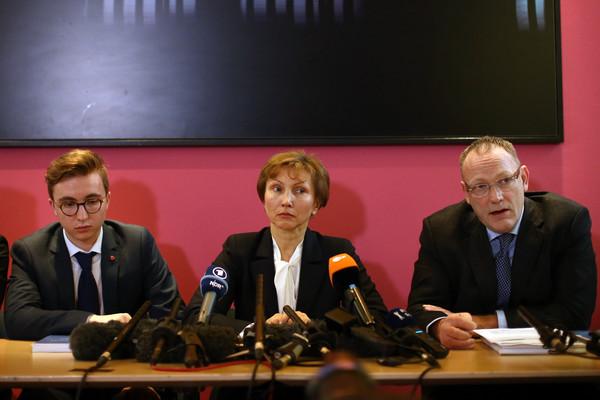 muerte de Alexander Litvinenko