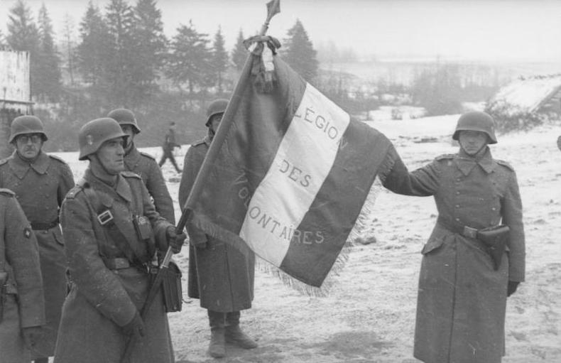 Legion Francesa nazi