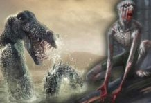 monstruos mitológicos modernos