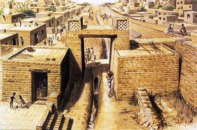civilización del valle de Indus
