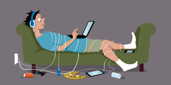 internet adicciones
