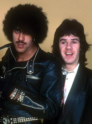 Thin Lizzy 1986 SelfAid