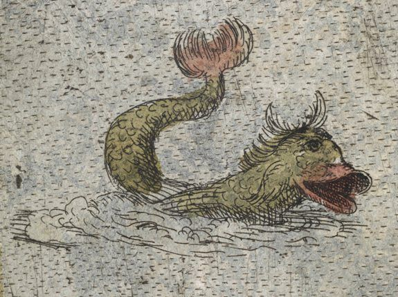 monstruo del lago Isabel