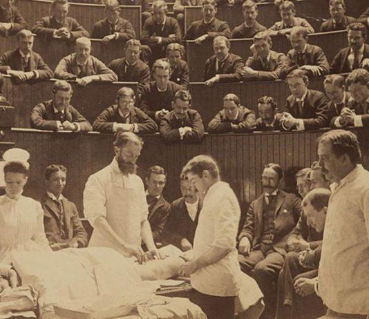 instrumentos médicos antiguos