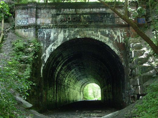 tunel de Moonville