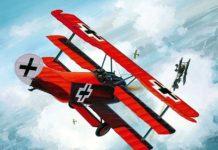aviones de la primera guerra mundial