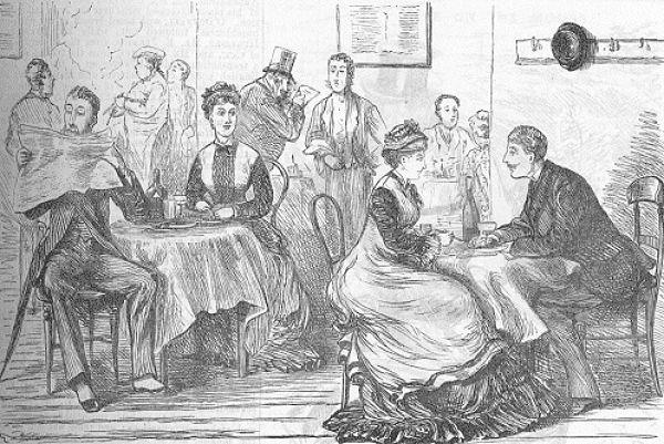 comida victoriana
