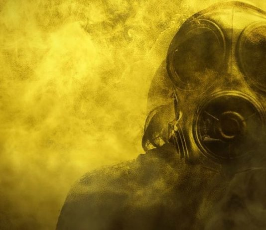 uso de armas químicas en la primera guerra mundial