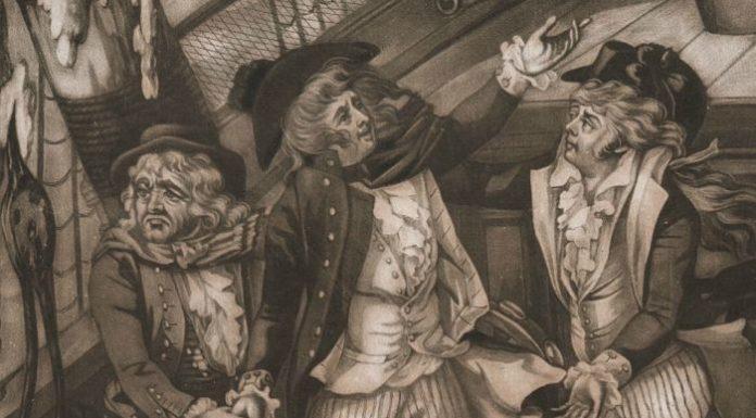 castigos de la Armada Real Británica