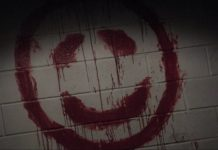 asesino de la cara sonriente