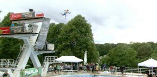 saltos de trampolín