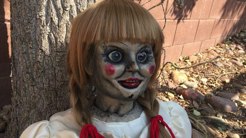 Annabelle replica