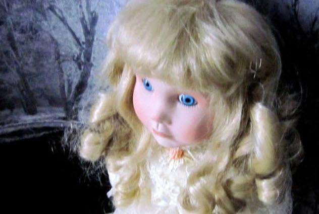 muñeca diabólica ebay