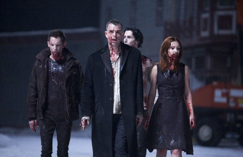 30 Días de Oscuridad vampiros