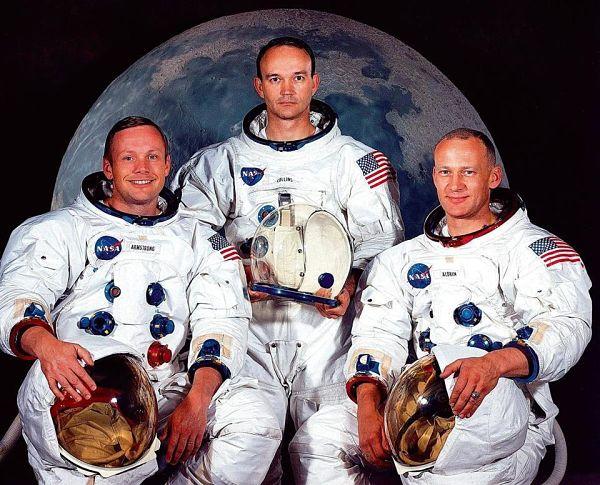 cuando fue el hombre a la luna