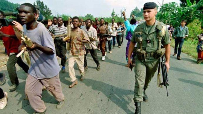 cómo inicio el genocidio de ruanda